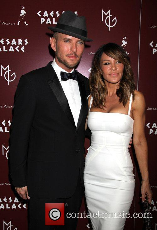 Matt Goss and Robin Antin 7