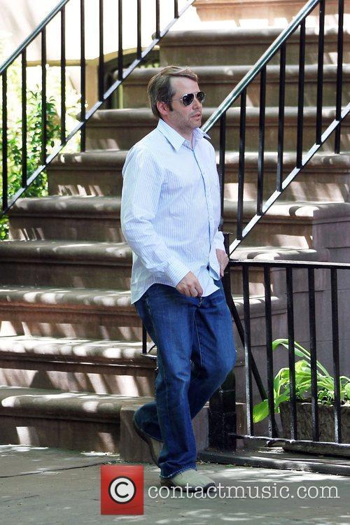 Takes a walk in Greenwich Village