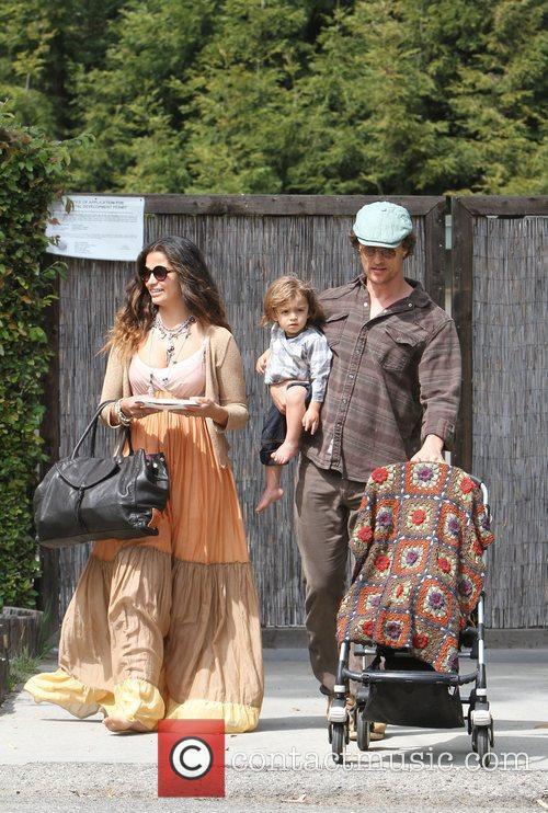 Matthew McConaughey and Camila Alves 13