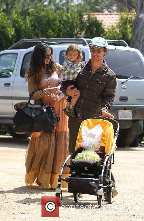 Matthew McConaughey and Camila Alves 15
