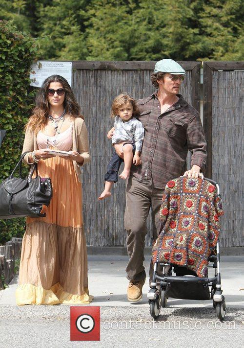 Matthew McConaughey and Camila Alves 14