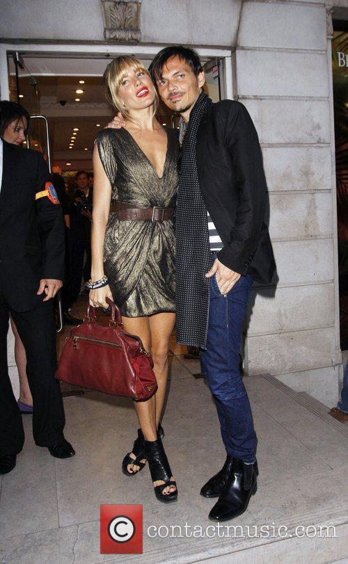 Sienna Miller and Matthew Williamson Matthew Williamson launches...