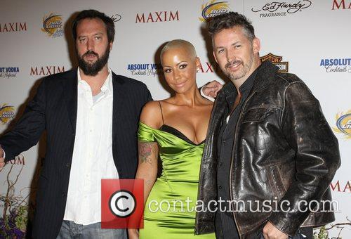 Tom Green, Amber Rose, Harland Williams
