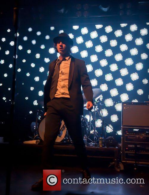 Paul Smith and Maximo Park 9