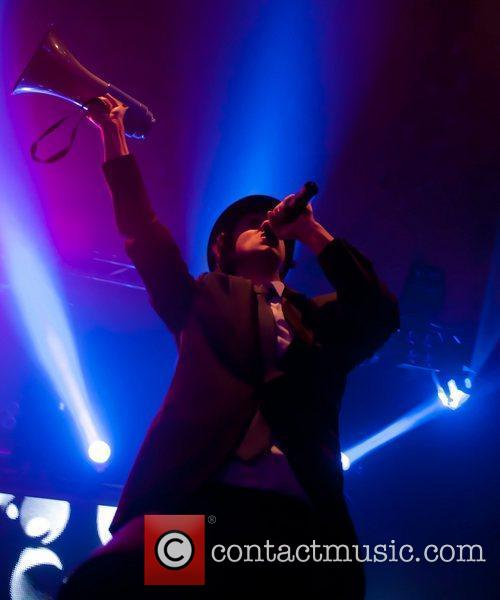 Paul Smith and Maximo Park 11