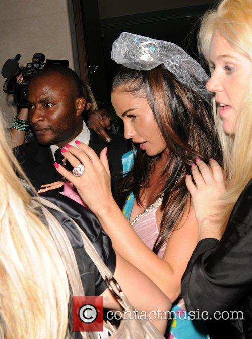 Katie Price and Pink 12