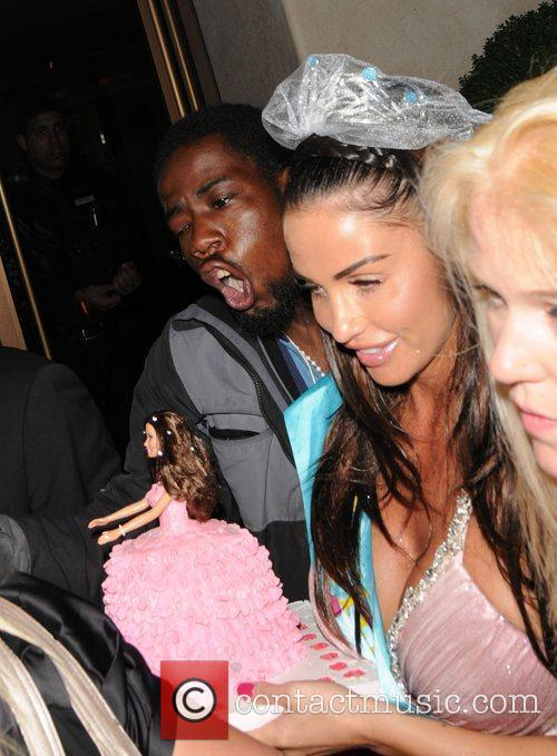 Katie Price and Pink 9