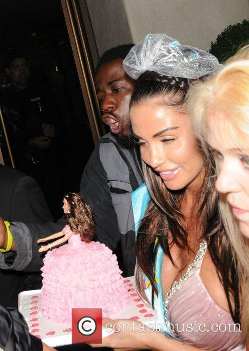 Katie Price and Pink 14