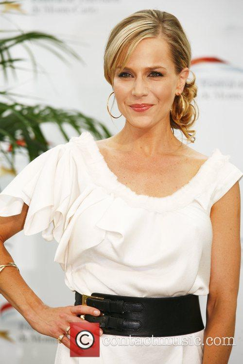 Julie Benz 50th anniversary of the Monte Carlo...