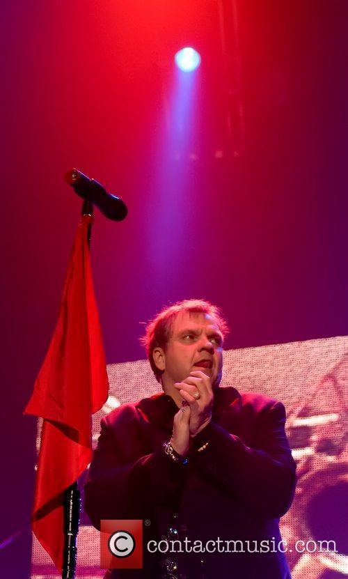 Meat Loaf, Wembley Arena