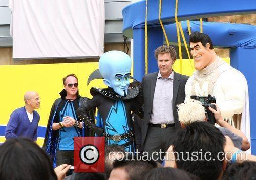 Jeffrey Katzenberg, Celebration, Dreamworks, Tom Mcgrath and Will Ferrell 2