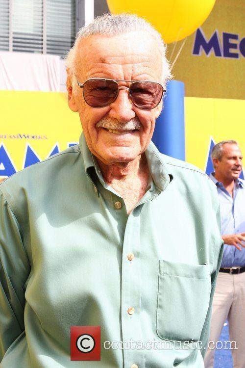 Stan Lee, Celebration, Dreamworks