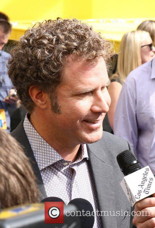Will Ferrell, Celebration and Dreamworks 3
