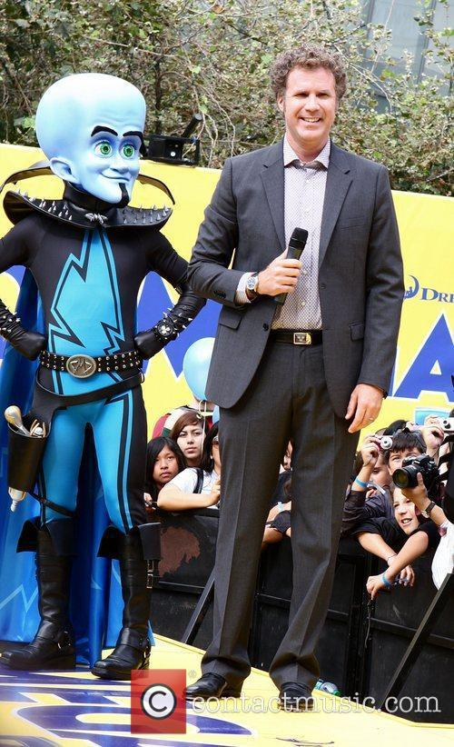Will Ferrell, Celebration and Dreamworks 7