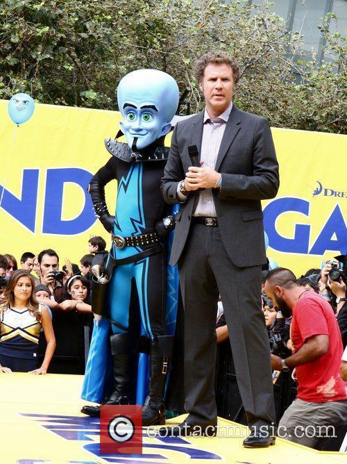 Will Ferrell, Celebration and Dreamworks 5
