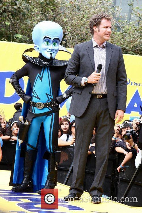 Will Ferrell, Celebration and Dreamworks 2
