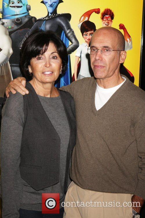 Jeffrey Katzenberg and Mann 2