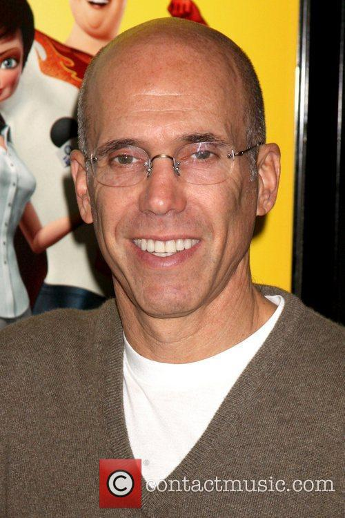 Jeffrey Katzenberg and Mann 3