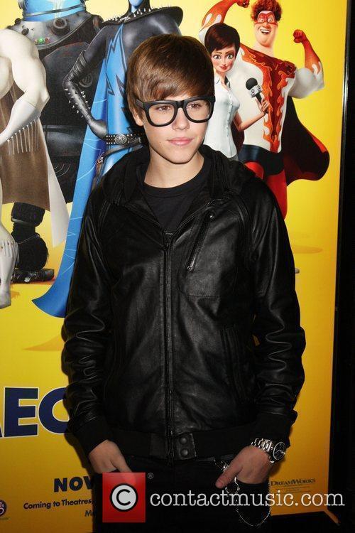 Justin Bieber and Mann 5