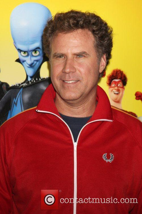 Will Ferrell Los Angeles premiere of 'Megamind' at...