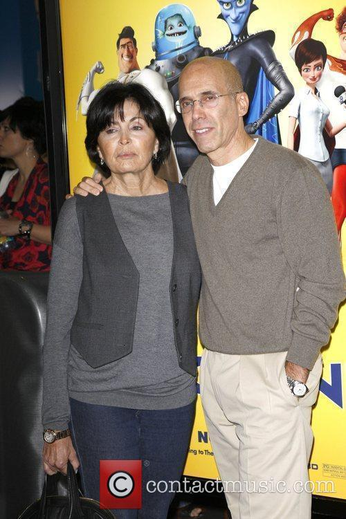 Jeffrey Katzenberg and Mann 1