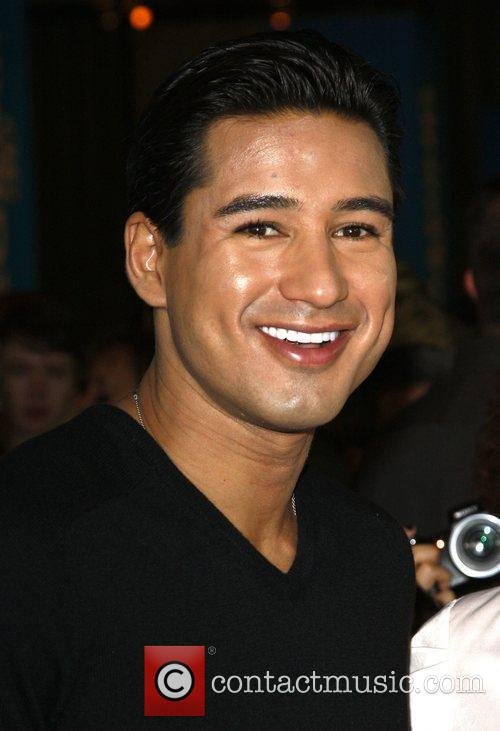 Mario Lopez and Mann 1