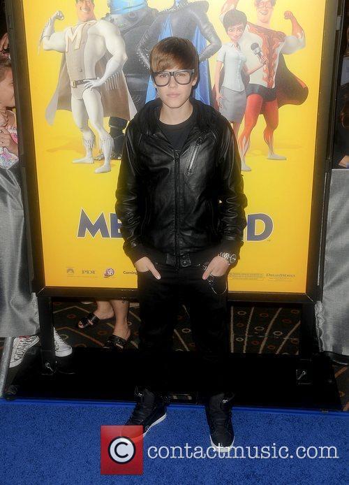 Justin Bieber and Mann 8