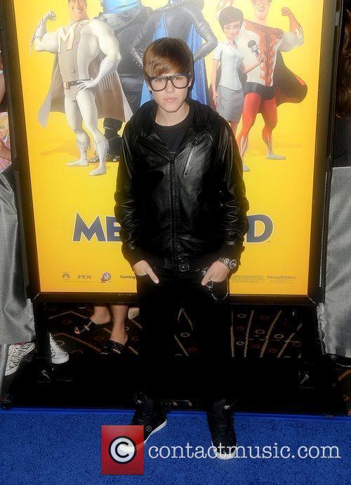 Justin Bieber and Mann 1