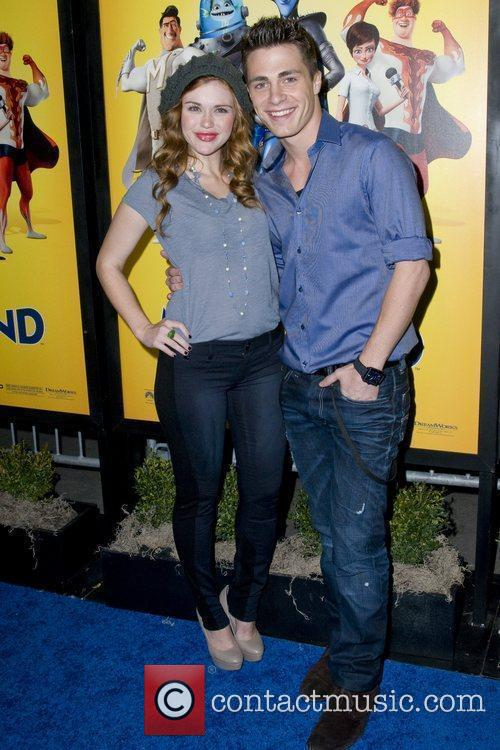 Holland Roden and Colton Haynes The New York...