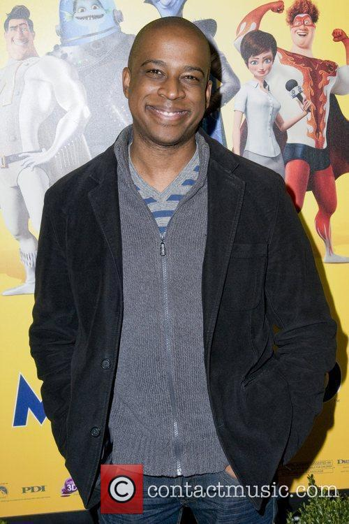 Keith Powell The New York Premiere of 'Megamind'...