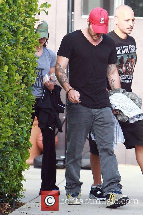 Megan Fox and Brian Austin Green 3