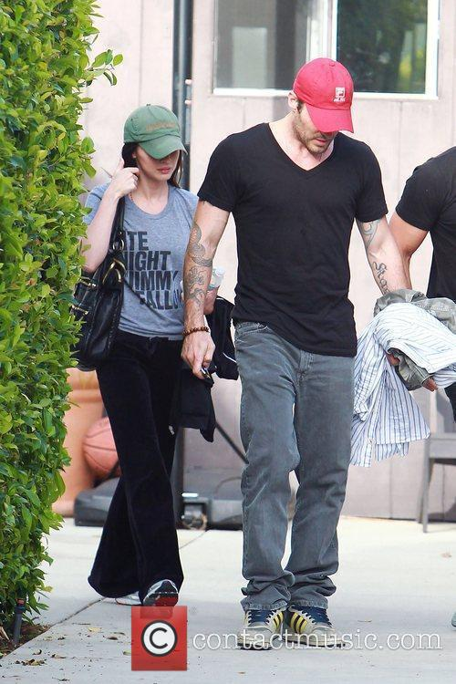 Megan Fox and Brian Austin Green 7