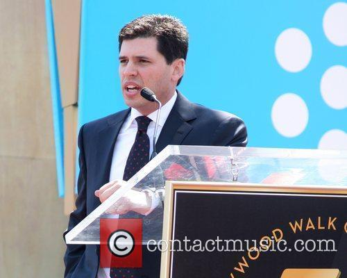 Max Brooks Mel Brooks is honored with a...