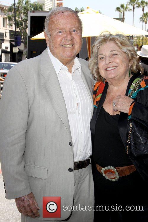 Dick Van Patten and Patty Van Patten at...
