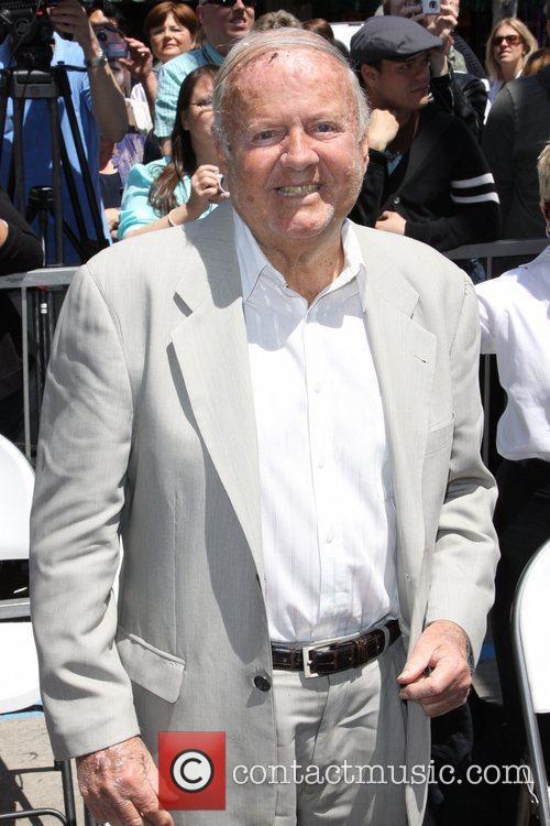 Dick Van Patten at the ceremony Mel Brooks...