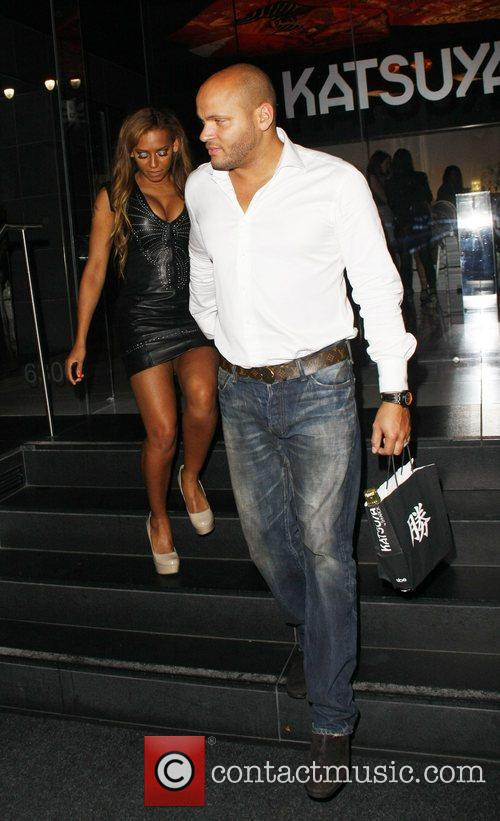 Mel B and Stephen Belafonte 6