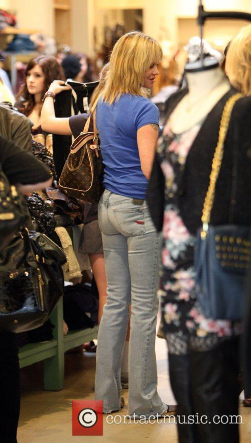Melanie Griffith seen shopping in Beverly Hills. Los...