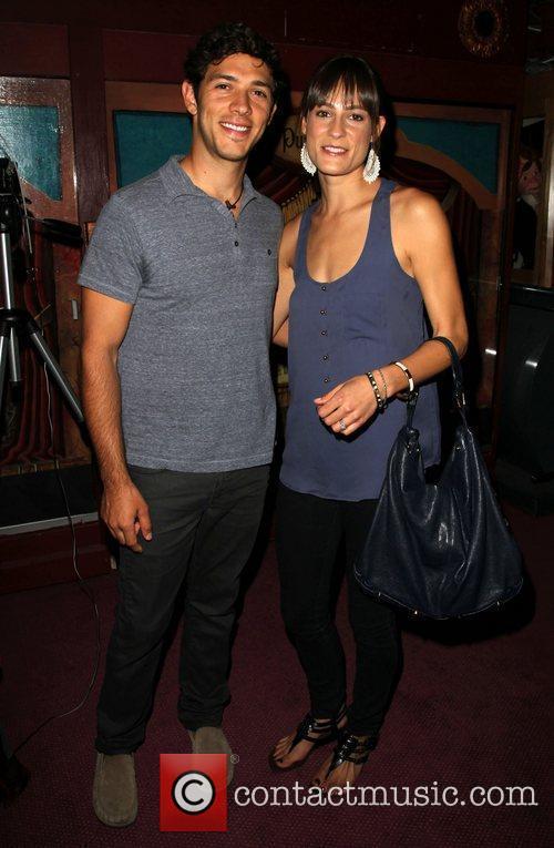 Michael Rady and His Girlfriend 3
