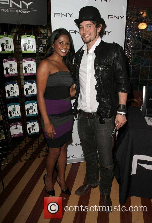 Jackson Rathbone and Sponsor 10