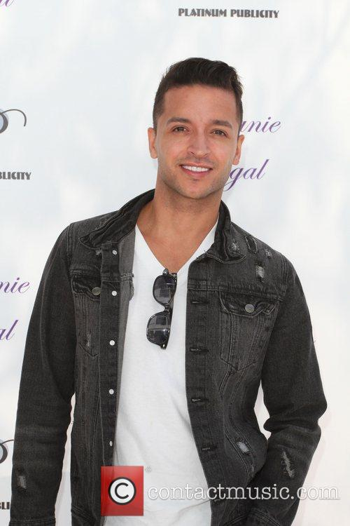Jai Rodriguez Melanie Segal's MTV VMA Retreat -...