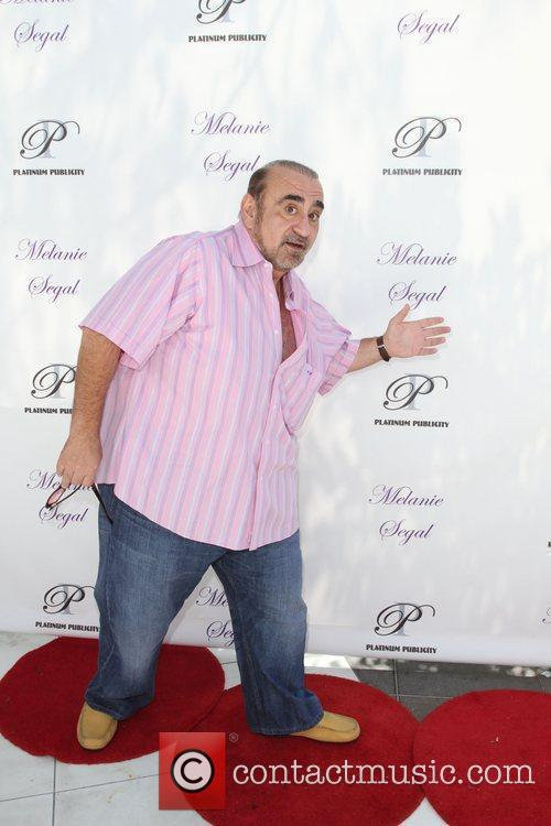 Ken Davitian Melanie Segal's MTV VMA Retreat -...