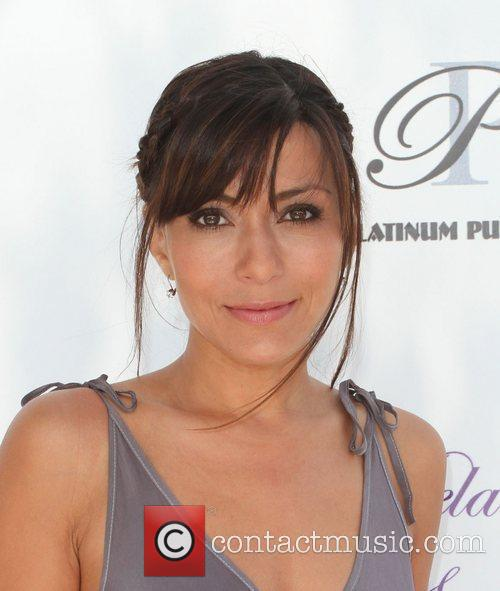 Marisol Nichols and Mtv 4