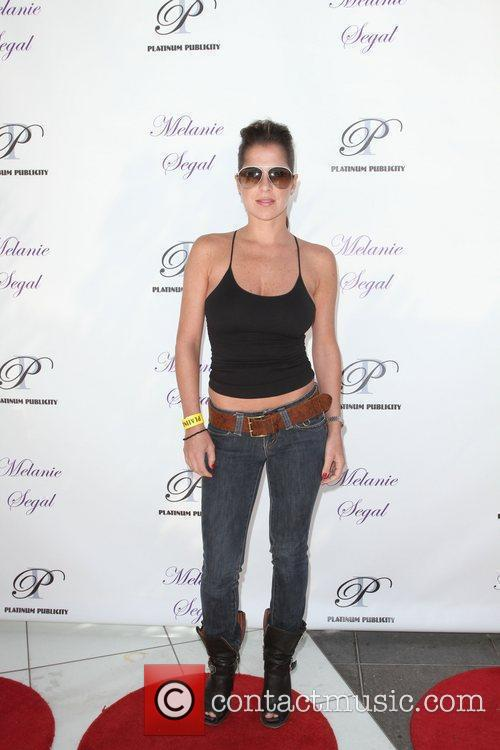 Kelly Monaco  Melanie Segal's MTV VMA Retreat...