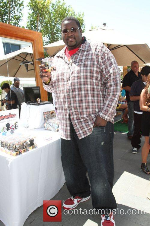 Quinton Aaron and Mtv 1