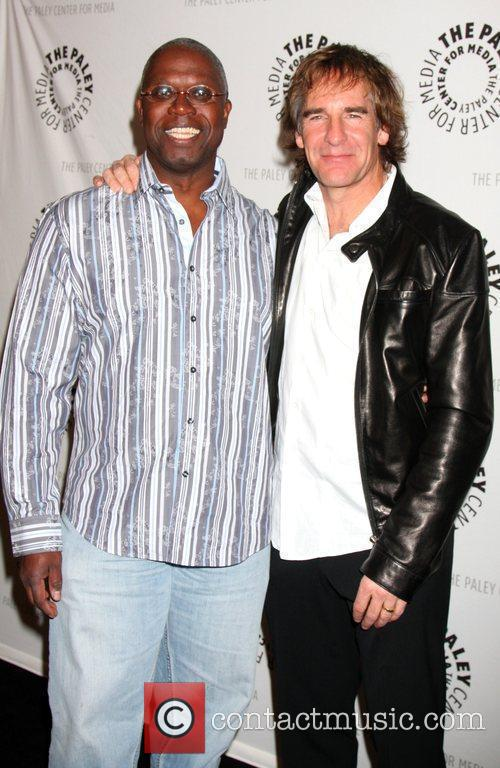Andre Braugher and Scott Bakula 6