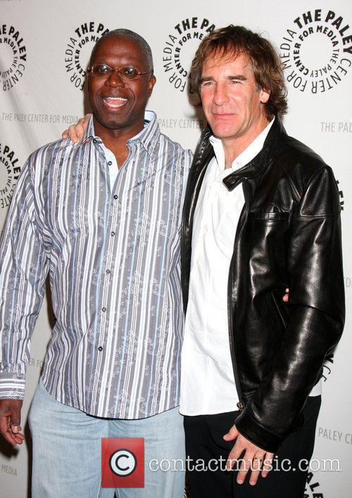 Andre Braugher and Scott Bakula 5