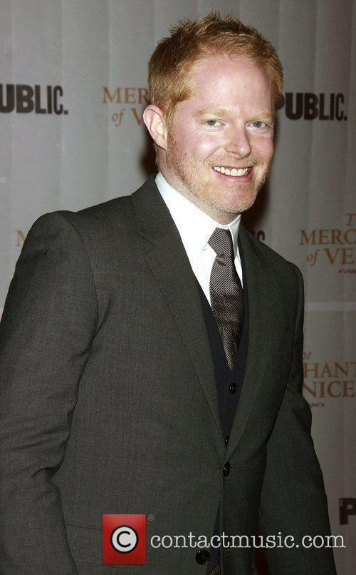 Jesse Tyler Ferguson, Celebration and The Merchant Of Venice 1