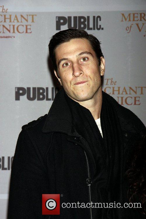 Pablo Schreiber  Opening night celebration of The...