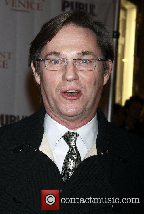 Richard Thomas  Opening night celebration of The...