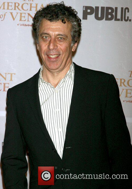 Eric Bogosian  Opening night celebration of The...
